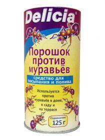 """""""Delicia"""" для борьбы с садовыми и домашними муравьями."""